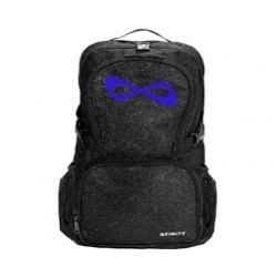 Sparkle black blue logo